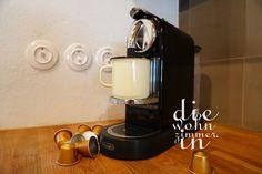 BUT FIRST COFFEE! #nespresso #emaille #kaffeehäferl #lungo #bakelit #lichtschalter #vintage  #weingarten #austria #südburgenland #csaterberg Nespresso, Coffee Maker, Kitchen Appliances, Vintage, Light Switches, Enamel, Diy Kitchen Appliances, Home Appliances, Drip Coffee Maker