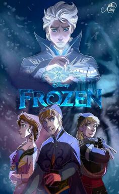 Frozen-gender swap