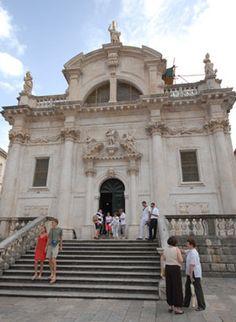 St Blaise Church, Dubrovnik wedding £1650