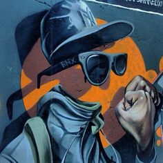 Street art | Mural by MataOne http://stores.ebay.com/urban-art-designs