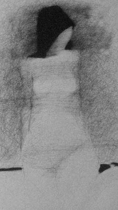 Anonymous Nude II | The Art of Nicholas McNally