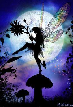 Fairy Art By Liza Lambertini