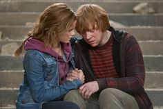 Rupert Grint asegura que Hermione Granger y Ron Weasley, ¡se han divorciado! Harry Potter Ships, Harry Potter Cast, Harry Potter Love, Harry Potter Universal, Harry Potter Characters, Harry Potter World, James Potter, Ron Weasley, Hermione Granger