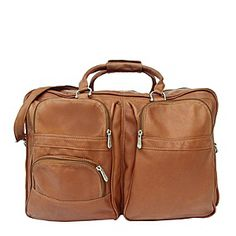 Piel Custom Personalized SMALL CARRY-ON BRIEF