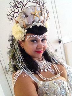 Mermaid Parade Coney Island 2014 costume