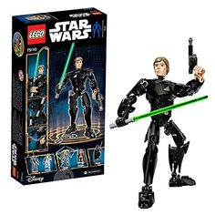 Lego Star Wars Luke Skywalker 75110 -- Continue to the product at the image link.Note:It is affiliate link to Amazon.