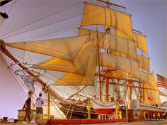 The Star of India is the world's oldest seafaring ship. Built in 1863 at Ramsey Shipyard in the Isle of Man, it was an experimental design utilizing iron instead of wood. Launched as Euterpe, a full-rigged ship named after the Greek goddess of music, the ship's initial voyages involved some rough sailing.