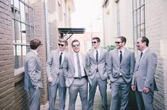 Groomsmen. #posing  Ian & Victoria are married at the Foundry at Puritan Mill - Wedding venue in Atlanta, GA.    by Brita Photography Atlanta Wedding, Wedding Venues, Wedding Photos, Picture Ideas, Photo Ideas, Groomsmen Poses, Wedding Inspiration, Wedding Ideas, Social Events