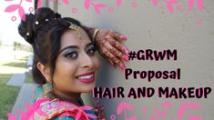 My Proposal Get Ready With Me | Chermel's World - YouTube
