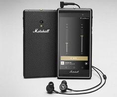 Marshall、アンプのデザイン踏襲のAndroidスマートフォン「London」発売へ