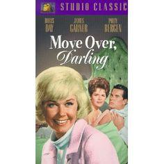 Doris Day & James Garner in Move Over, Darling!