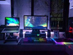 Battle Station V2. Now with more lights!