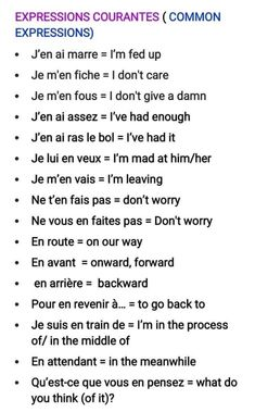 French Language Basics, French Basics, French Language Lessons, French Language Learning, French Lessons, French Words Quotes, Basic French Words, How To Speak French, Learn French