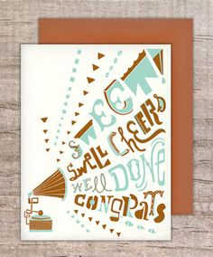Multi Congrats Greeting Card Well Done Card, A2 Envelopes, Free Deals, Peace On Earth, Holiday Postcards, Star Art, Winter Holidays, Get One, Card Stock
