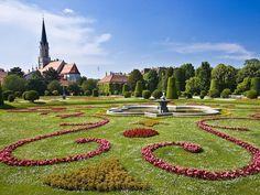 Vienna, Austria - Schloss Schonbrunn