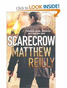 Scarecrow (Scarecrow Series): Amazon.co.uk: Matthew Reilly: Books