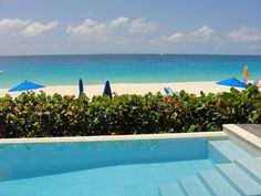 The view from Villa #1 at Meads Bay Beach Villas in Anguilla. This boutique resort is loved by a long list of loyal, long-term guests. What do they love about Meads Bay Beach Villas? The villa units, the privacy and peacefulness, and a genuinely warm feeling of family that sets it apart from other accommodation options.