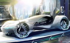 SAIC Motor's 'Biomimicry' Mobility Concept Wins LA Design Challenge