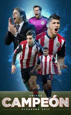 Chivas del Guadalajara Campeon 2017