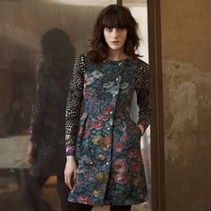 Maybe my new hair? Love this outfit. Paul by Paul Smith : Honey Kennedy.