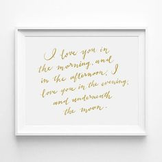 """""""I LOVE YOU IN THE MORNING AND THE AFTERNOON"""" - SKIDAMARKINK SONG CALL - annasee"""