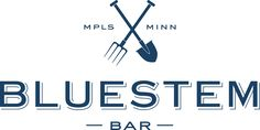 Bluestem Bar denotes vegan items on the menu • Minneapolis