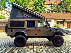 Land Rover Defender 110 Td4 Sw extreme adventure sports dormobile. Camping.