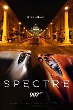 James #Bond #Spectre #Car Chase in #Rome featuring #Aston #Martin DB10 vs #Jaguar C-X75 To More www.jbsuits.com/blog
