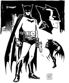 The Batman - Cliff Chiang