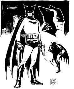 The Batman - Cliff Chiang