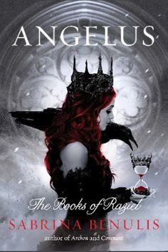 Cover Reveal: Angelus (The Books of Raziel, #3) by Sabrina Benulis  -On sale November 10th 2015 by Harper Voyager -The heart-pounding conclusion to the Books of Raziel trilogy, a gothic supernatural tale about a girl who discovers that she holds the keys to both Heaven and Hell—and that angels, demons, and all the creatures in between will stop at nothing to possess her and control the power she holds...