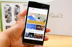 New Phablet from Alcatel reviews only 3 million