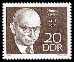 Hanns Eisler - Wikipedia, la enciclopedia libre
