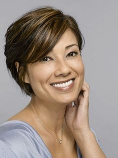 Short Hairstyles For Thin Hair! For women with thin hair a few GREAT styles! ❤ HOTT!