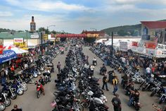 How the Sturgis Motorcycle Rally Works - Biker News