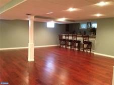 Plenty of room for drinking and dancing.