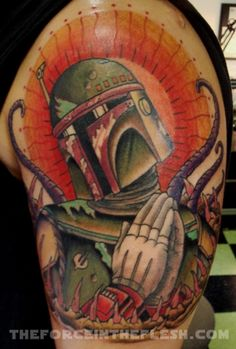 LOVE IT. would change to a storm trooper for me though