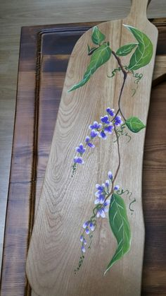Canvas Painting Projects, Fabric Painting, Illustration Art Drawing, Watercolor Drawing, Oil Paint On Wood, Painting On Wood, Fabric Paint Designs, Art Drawings Beautiful, Wood Flowers