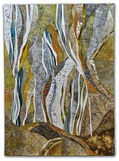 Hilde Morin-Summer Cascade