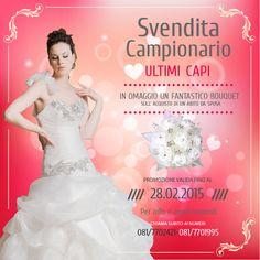 SVENDITA CAMPIONARIO ULTIMI CAPI, PROMOZIONE VALIDA FINO AL 28 FEBBRAIO 2015 CHIAMA SUBITO AI NUMERI 081/7702421-081/7701995  E  FISSA UN APPUNTAMENTO http://www.mimmagio.it/promozioni.html