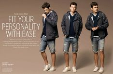 Sean OPry Graces Lucky Brands Spring 2013 Catalogue