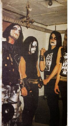 Morbid, Mayhem and more. Black Metal, Dimmu Borgir, Chaos Lord, Rain Fashion, Satanic Art, Extreme Metal, Beard Lover, Music Artists, Art Music
