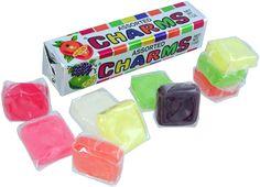 caramelle alla frutta Charms