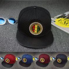 >> Click to Buy << European and American new dollar turntable Flat Cap Hat Street Superman hip hop hat skateboard baseball cap SNAPBACK   M211 #Affiliate