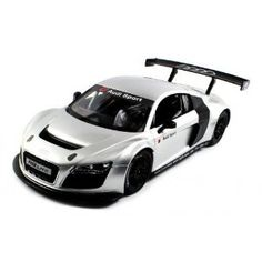 Licensed Electric 1 14 Scale Full Function Audi R8 Lms Rtr Rc Car Remote Control