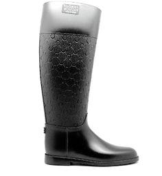 BOTA GALOCHA - Sericoté Store Winter, Rubber Rain Boots, Riding Boots, Store, Fall, Fashion, Winter Time, Autumn, Tent