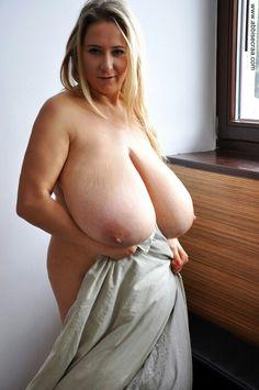 big breast mom