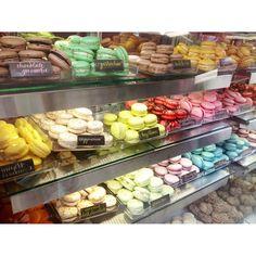 My personal Heaven #MACAROOOOOONS