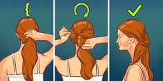13 Quick Hairdos You Can Do When You're in a Hurry