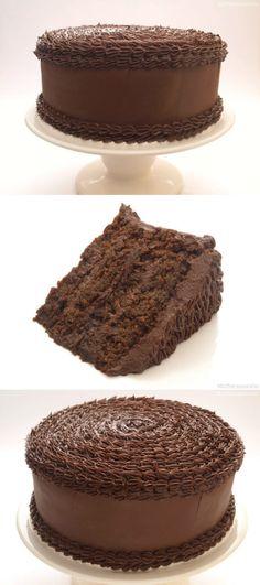 Tarta de chocolate, piña y zanahoria ( Thermomix)